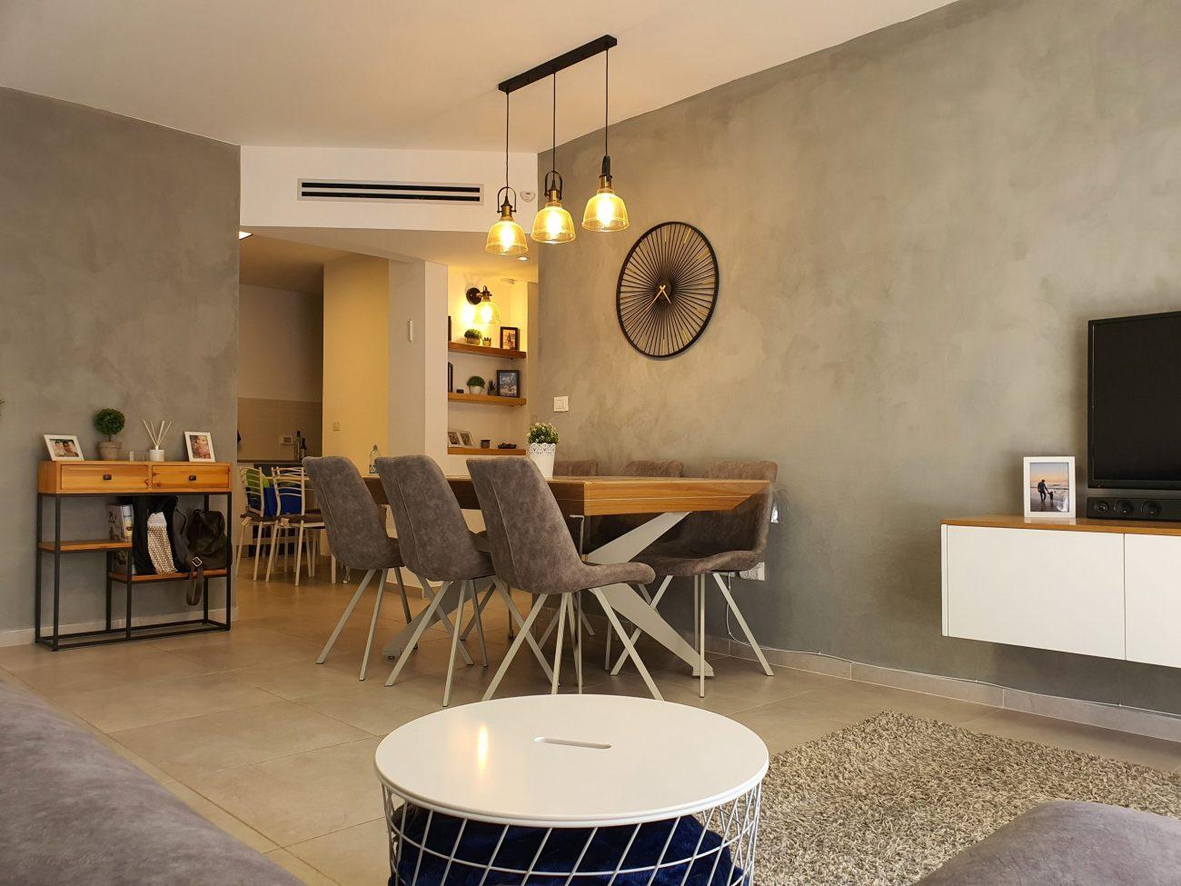 דירת 4 חדרים מעוצבת במיקום מדהים